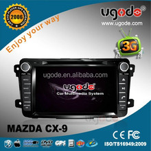 OEM 7 inch dvd player for Mazda CX-9 Auto Part
