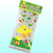 New fashion hot sales eco cheap wholesale food gift decor Easter candy bags