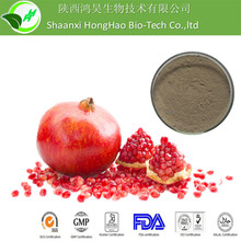Plant extract For Cosmetic 30%Punicalagin HPLC From Pomegranate Peel Extract /Pomegranate Peel Punicalagin