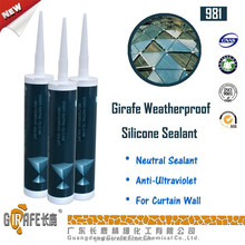 300ml weatherproof strong silicone adhesive