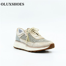 OLUX654 Best selling hot models wholesale sport style cheap price light weight women yeezy shoes factory