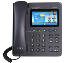 Grandsream Enterprise Multimdia Phone Android WIFI SIP Skype Phone IP Smart Desk Phone GXP2200