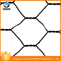 Cheap Price double twisted galvanized hexagonal wire mesh for retaining walls and rabbit cage mesh (Hot sale)