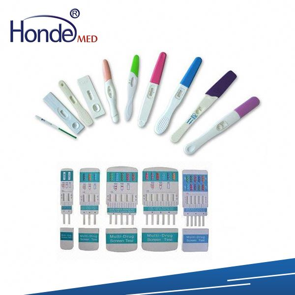 home pregnancy test equipment
