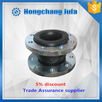 ANSI/DIN standard single sphere epdm expansion flexible rubber joint