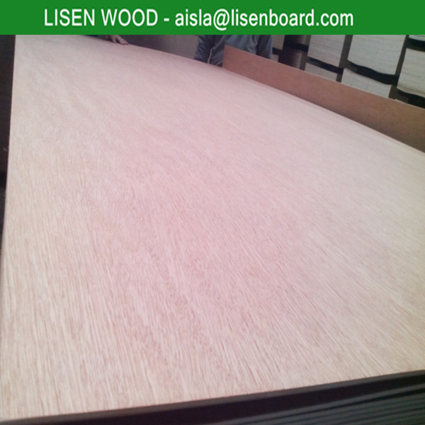 Pine plywood sheet okoume red hardwood use for