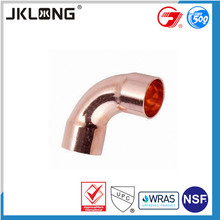 22mm copper fitting, refrigeration copper fittings elbow long radius