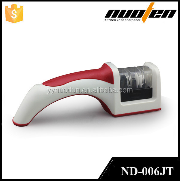 Hot selling professional 2 stages gift home gadget with innovative sharpener system