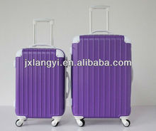 3PCS ABS+PC Hard case Luggage with wheels