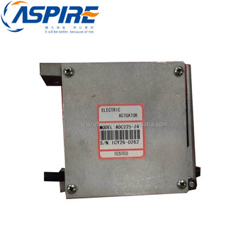 External Type Throttle Actuator ADC225 12V ADC225-12