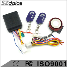 2016 Hot Sell ! Motorcycle/Scooter Alarm System With Engine Start