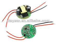 MEANWELL round shape built -in led driver