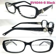 Acetate optical frame BV4044-B with Diamond Women eyeglasses frames Prescription eyeglasses Wholesale eye glasses