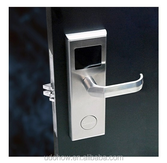 Udohow Free software hotel door lock system