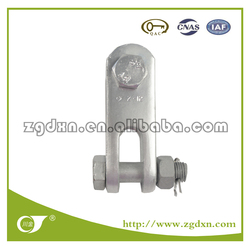 China Wholesale Hot Dip-Galvanized Z-12 Clevis