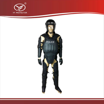 CE certified anti-riot suit