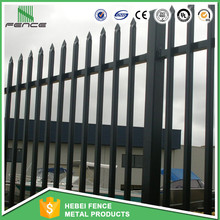 Cheap Used Wrought Iron Garden Fence Panels for Sale / Iron Fence Pole