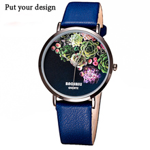 Brand Name Ladies Watches Design Your Own Watch Custom Logo Watch Personalized