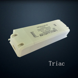 led factory for 40w 850ma CC triac led driver for panel light