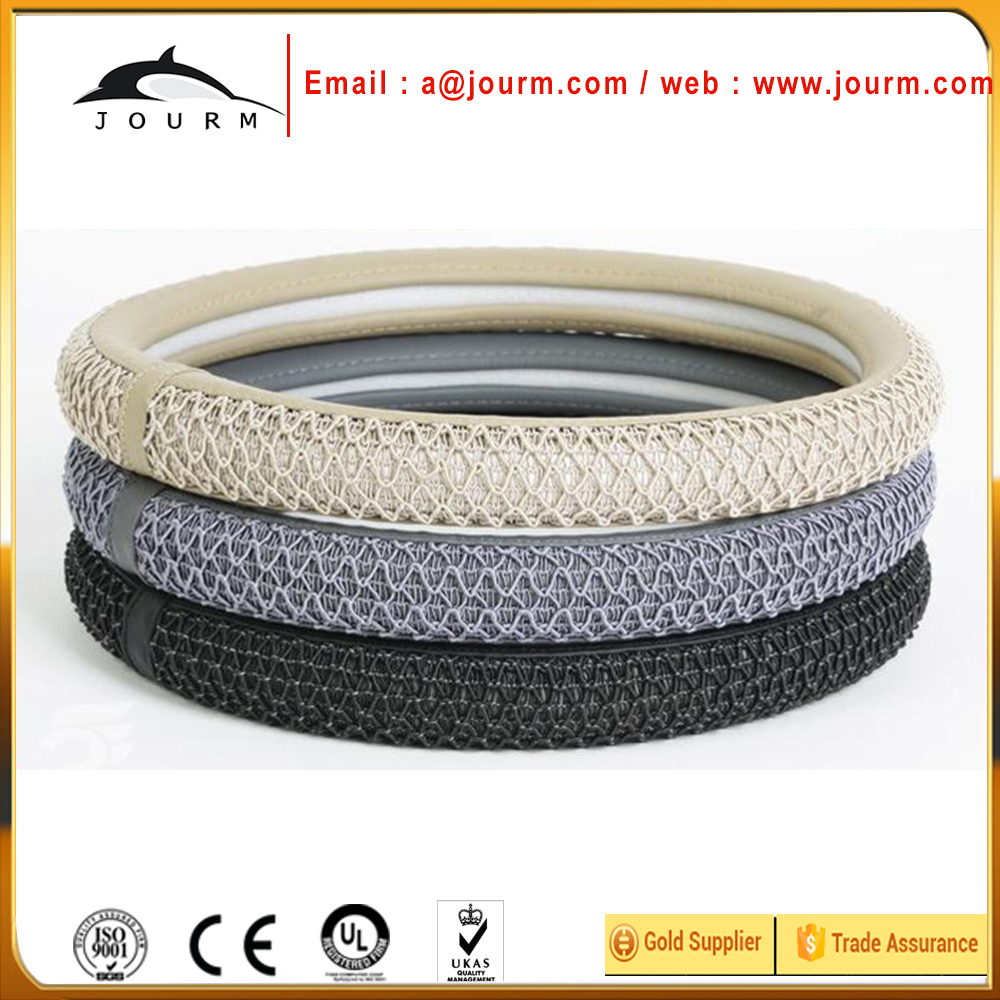 JOURM best quality fashion steering wheel cover factory price for suzuki jimny parts