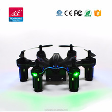 Shantou Toys New Rc Hexacopter Borong Drone BR1 Mini Dron With Led light with WIFI 0.3mp camera