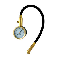 2 in 1 pressure gauge for car 0-160psi