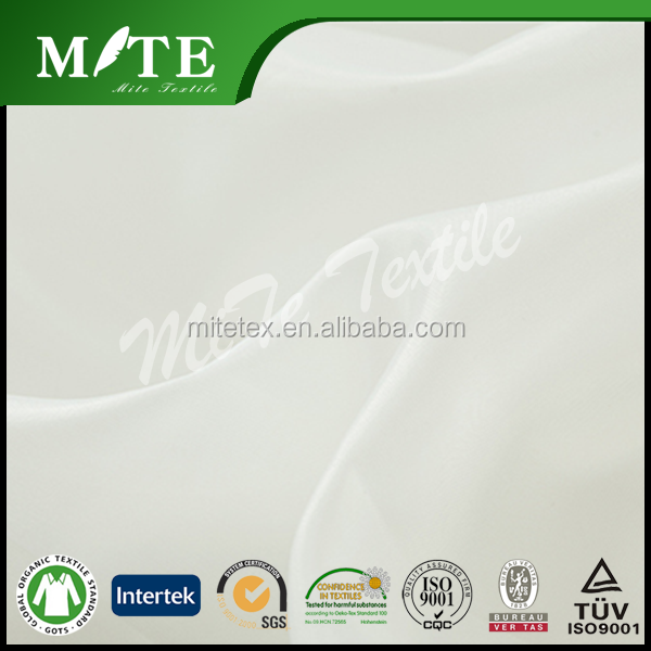 top selling 100% polyester dyed and plained taffeta ribbon fabric