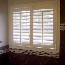 Tosan Blinds Factory Supply Competitive Price Customize Promotional Exterior Window Shutters That Close