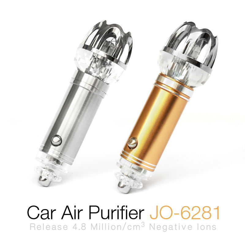 8th Generation 2016 New Invention in China (Car Air Purifier JO-6281)