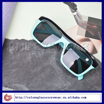 Layer Acetate Frame Polarized Sunglasses in USA