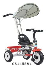 2012 Newest Baby Unbrella Tricycle With Push Handle