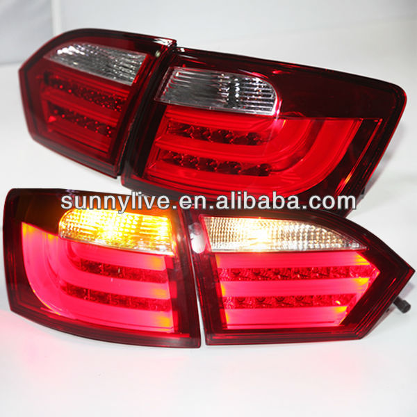 2011-2014 Year New Jetta MK6 Sagitar LED Tail Light for BMW Style V3 LD