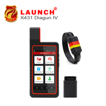 Brand promise Newest Arrival 2018 100% original launch x431 diagun iv Update Free Online X-431 IV X 431 diagun 4 Multi-Function