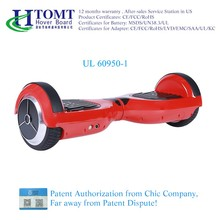 2016 high-power battery Smart Balance two 2 wheel Electric Standing Scooter Self Balancing Hoverboard Unicycle