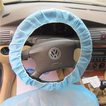 Car cover for 310mm pedal go kart steering wheel