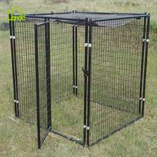 Fancy Design Heavy Duty Galvanized Dog Kennel House For Sale