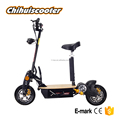 CE 1600w Folding electrical scooter CHES-001 for adult ,oem acceptable