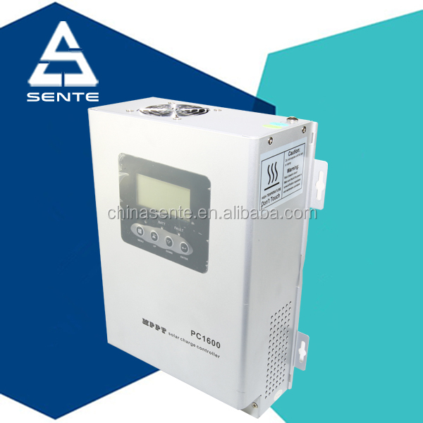 HIgh quality 60A 48V MPPT solar charge controller with CE certification