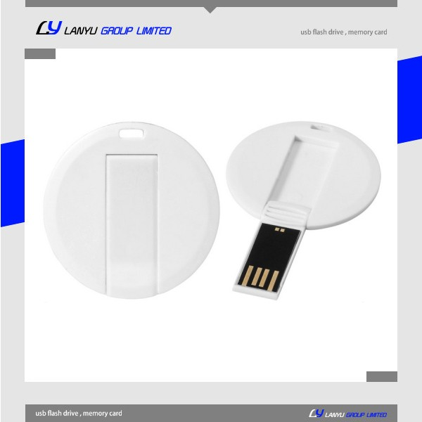 Round card usb, Plastic round <strong>flash</strong> drive, Printable usb <strong>flash</strong> drive