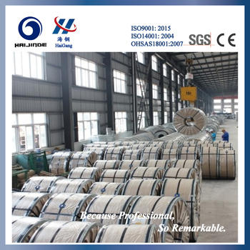Tianjin HaiGang HDGI Steel Strip Application Construction Steel Structure