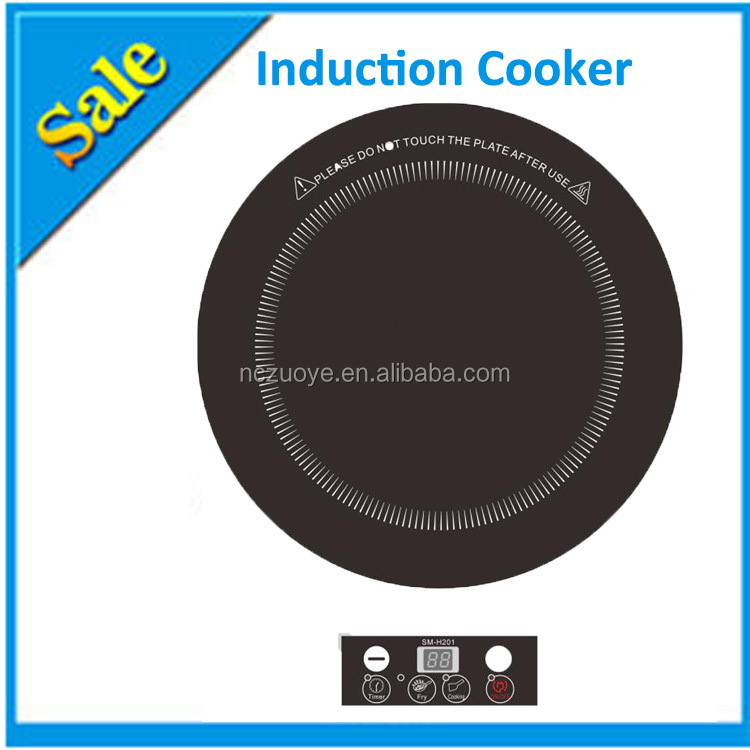 Samll Kitchen Appliances Wholesale All Metal Induction Cooker China Manufacturer