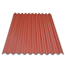 New Construction Material blue roofing shingles