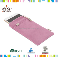 High quality professional custom girls mobile phone bag for Iphone 6