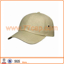 Plain football soccer cap sport hat