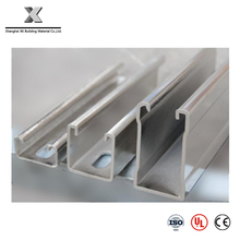 41*41 41*21 customized gi c channel sizes/gi steel c channel/C Channel