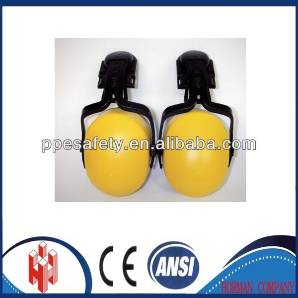 CE ANSI Cap mounted Ear Muff