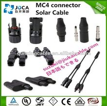 MC3 MC4 ip67 waterproof DC1000V 30A solar cable connection