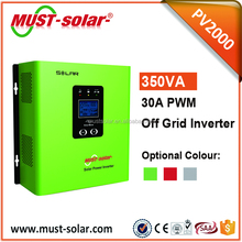 Top selling PV2000 300W/700W/1050W Series Low frequency solar inverter
