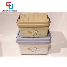 2015 New Design 150l Plastic Storage Box Bin