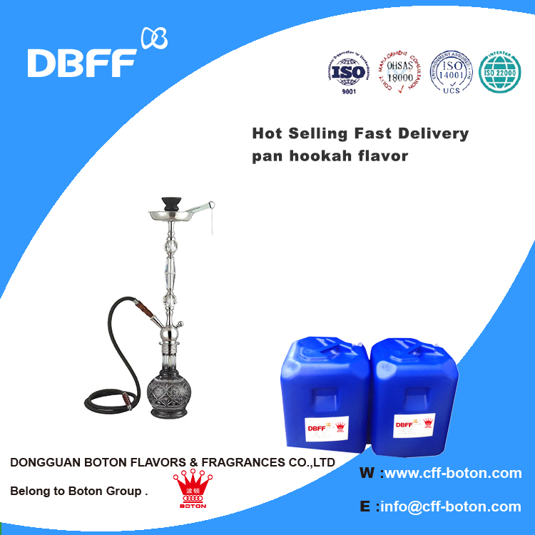 Hot Selling Fast Delivery pan hookah flavor